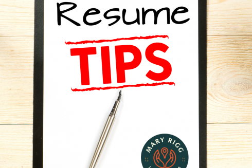 Tips to Create a Great Resume