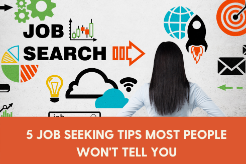 5 Things you can do during your Job Search other than Looking for A Job