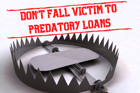 How to Spot a Predatory Loan