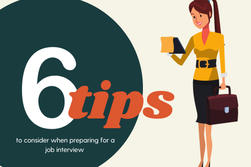 6 Tips to Help you Interview like a Pro