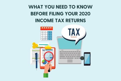 Tax Tips for 2021