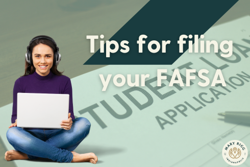 Tips to Help You apply For Financial Aid