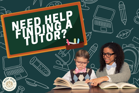 Finding A Tutor