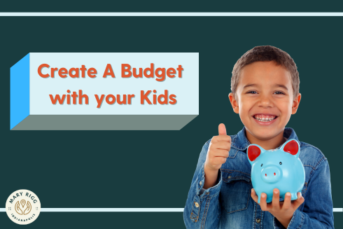 Create a Budget for your Kids