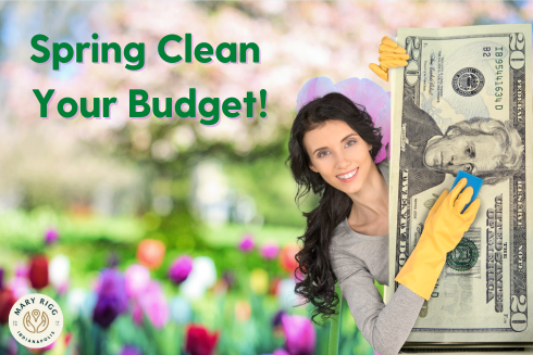 Spring Clean Your Budget