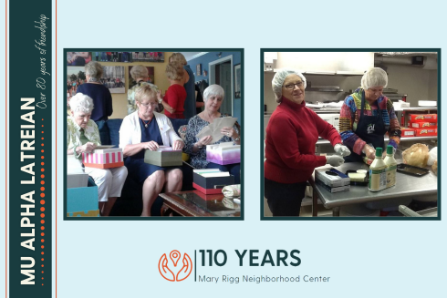 Over 80 Years of Friendship | Mu Alpha Latreian
