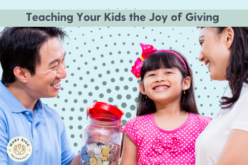 Teaching Your Kids the Joy of Sharing