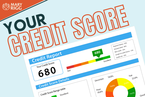 August Blog Series: Your Credit Score