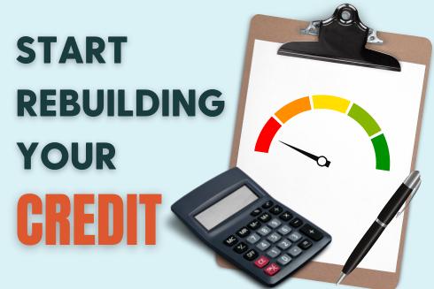 August Blog Series: Building Credit