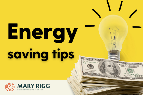 Tips to help you Save on your Monthly Energy Bills