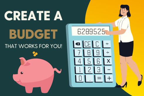 5 Steps to A Successful Budget